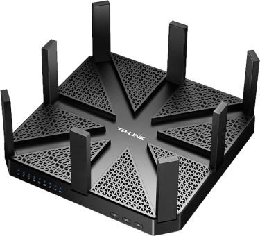 TP-LINK Talon AD7200 - Wireless Router - max. 7200 Mbit/s - Nero