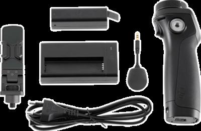 dji Osmo Griff-Kit - Für Osmo Gimbal, Kamera, Inspire 1's Zenmuse X3 - Schwarz