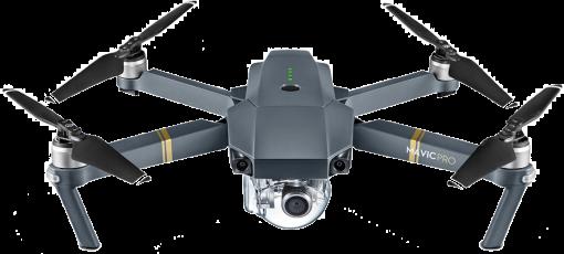 DJI Mavic Pro Combo - Drone - 4K - UHD - Gris Drone Noir