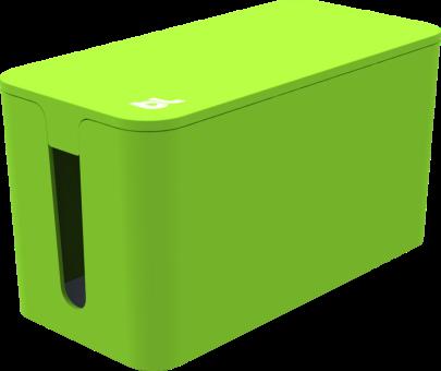 bluelounge cablebox mini gr n g nstig kaufen kabelrollen boxen media markt online shop. Black Bedroom Furniture Sets. Home Design Ideas