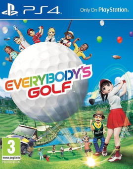 PS4 - Everybodys Golf 7 /Multilingue