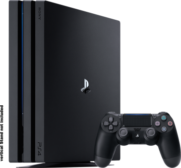 Sony PS PS4 Pro - Console - 1 To HDD Noir