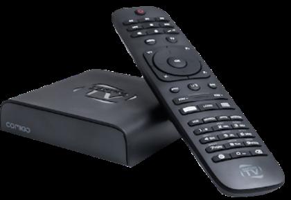 KARTINA TV IPTV - Empfänger - Wi-Fi - Schwarz