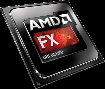 AMD Black Edition FX 9370 - Processore - 4.4 GHz