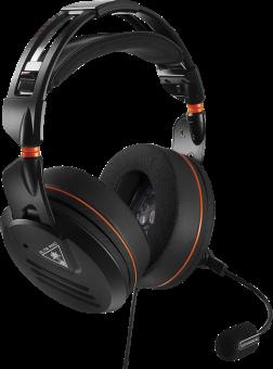 TURTLE BEACH Elite Pro - Over-Ear Kopfhörer - Für PS4/Xbox One/PC - Schwarz/Orange