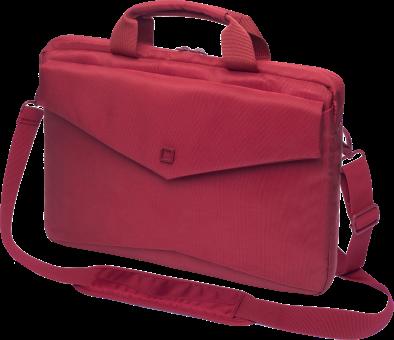 Dicota Code Slim Case 15, rosso