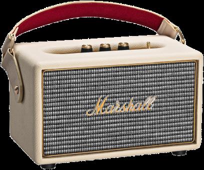 Marshall Kilburn, crème Enceintes Bluetooth Crème