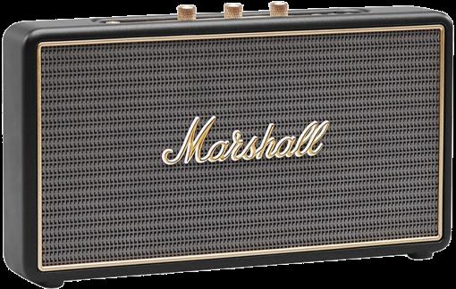 Marshall Stockwell - Enceinte Bluetooth - Autonomie : jusqu'à 25 heures - Noir Enceintes Bluetooth Noir