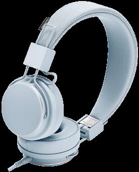 URBANEARS PLATTAN II - Cuffie On-Ear - Perno 3D - blu neve