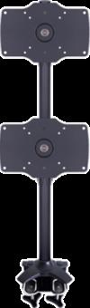 Multibrackets M VESA Extension - Support de table - Pour 24-32 - Noir