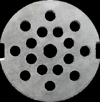 ANKARSRUM Lochscheibe - 8 mm - Silber