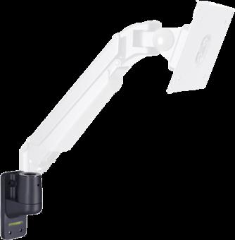 Multibrackets Basic - Wandadapter - Für Tischständer - Schwarz