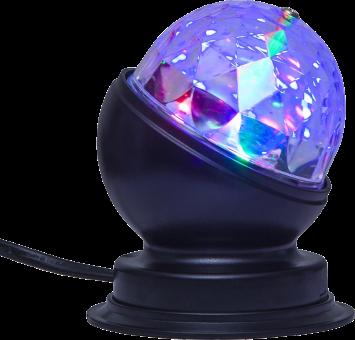 STAR TRADING Disco LED - 3W