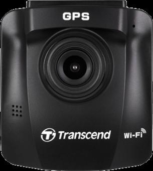 transcend drivepro 230 dashcam gps empf nger schwarz. Black Bedroom Furniture Sets. Home Design Ideas