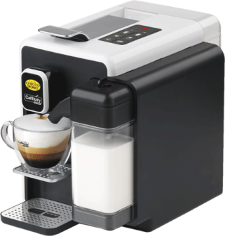 chicco d oro s22 kaffee kapselmaschine pumpendruck 15 bar weiss schwarz g nstig kaufen. Black Bedroom Furniture Sets. Home Design Ideas