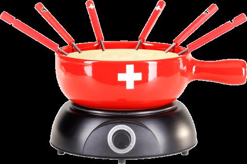 nouvel k sefondue set ch relief elektrisch rot g nstig kaufen fondue elektrisch media. Black Bedroom Furniture Sets. Home Design Ideas
