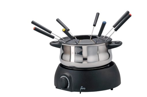 fero fondue bourgignonne set g nstig kaufen fondue. Black Bedroom Furniture Sets. Home Design Ideas