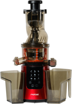 rotel slowjuicer429ch1 lento spremiagrumi 200 watt rosso juicer lento compra a buon. Black Bedroom Furniture Sets. Home Design Ideas