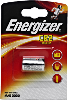 Energizer Lithium CR2 - Photo-Pile