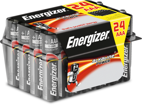 energizer alkaline power aaa batterien 24er pack g nstig kaufen einweg batterien aaa media. Black Bedroom Furniture Sets. Home Design Ideas
