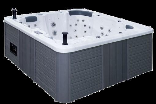 sonnenk nig krabbi weiss inkl lieferung und montage nur ch g nstig kaufen whirlpools. Black Bedroom Furniture Sets. Home Design Ideas