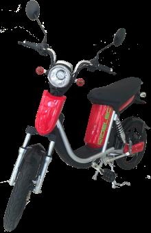 Ridelec X1, rot