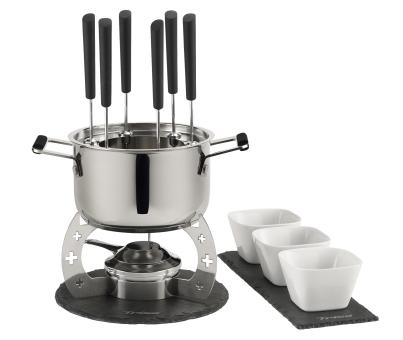 trisa fondue pleasure set g nstig kaufen fondue chinoise. Black Bedroom Furniture Sets. Home Design Ideas