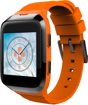 SmartWatch (montre connectée) MYKRONOZ