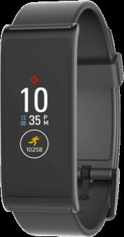 MY KRONOZ ZeFit4 - Tracker d'activité - Avec notifications smartphone - Noir