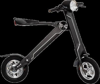 soflow flowbike elektro roller 20 km h schwarz. Black Bedroom Furniture Sets. Home Design Ideas