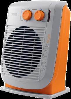 De-Longhi Verticale Style Hvf3030M, orange Radiateurs soufflants
