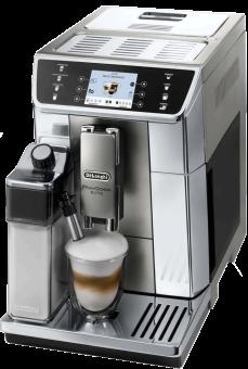 De'Longhi Primadonna Elite ECAM 650.55.MS - Kaffemaschine - 1450 Watt - Energieeffizienz: A - Silber