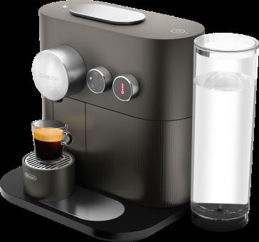 De-Longhi Expert EN 350.g - Système de capsules Nespresso - 1430-1600 W - Gris Machine à capsules Gris