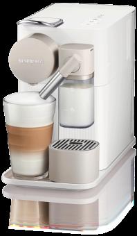 De-Longhi Lattissima One En500.w Nespresso - Machine à café capsule - Blanc Machine à capsules Blanc