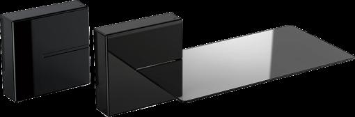 Meliconi Ghost Cubes: SHELF - Schwarz