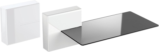 Meliconi Ghost Cubes: SHELF - Weiss