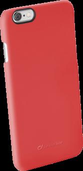 cellularline SATIN - Étui ultra-protecteur - Pour iPhone 6S/6 - Rouge