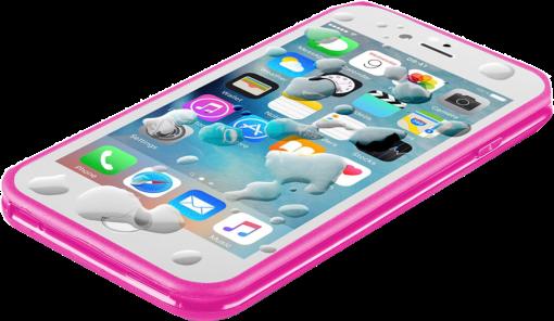 cellularline Voyager Compact - Für iPhone 6/6s - Pink