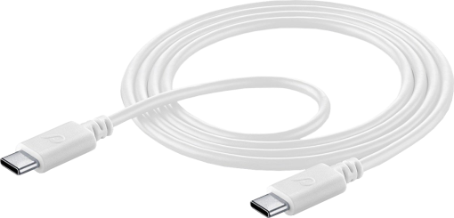 cellularline USB á USB-C Data Cable - Blanc