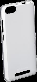 cellularline Shape - Für Wiko Lenny 3 - Transparent