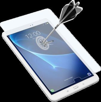 cellularline SECOND GLASS ULTRA - Protezione di vetro - Per Samsung Galaxy Tab A 10.1 (2016) - Trasparente