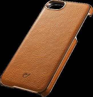 cellularline Lux - Pour iPhone 6/6S - Brun