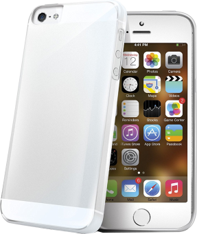 celly gelskin f r apple iphone 7 transparent g nstig. Black Bedroom Furniture Sets. Home Design Ideas