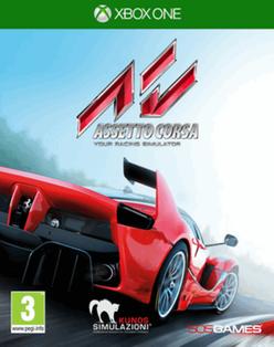 Assetto Corsa, Xbox One, multilingual