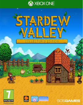 Stardew Valley Collector's Edition, Xbox One [Versione tedesca]