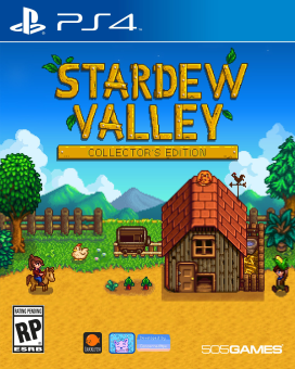 Stardew Valley Collector's Edition, PS4 [Version allemande]