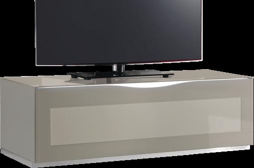 MUNARI MU-MO106 - TV-Möbel - LED Beleuchtung - Grau