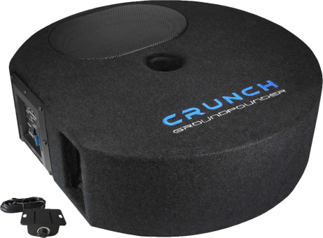 CRUNCH GP690 - Subwoofer - 300 W RMS - Nero