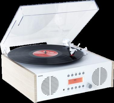 ion Digital LP - Platine vinyle - Vitesse 33?, 45, 78 rpm - Bois