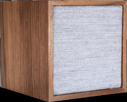 TIVOLI CUBE - Haut - parleur - Bluetooth - Brun